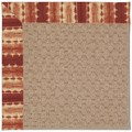Capel Rugs Creative Concepts Grassy Mountain - Java Journey Henna (580) Rectangle 3
