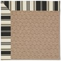 Capel Rugs Creative Concepts Grassy Mountain - Down The Lane Ebony (370) Rectangle 6