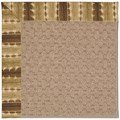 Capel Rugs Creative Concepts Grassy Mountain - Java Journey Chestnut (750) Rectangle 6