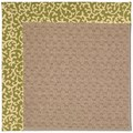 Capel Rugs Creative Concepts Grassy Mountain - Coral Cascade Avocado (225) Rectangle 7