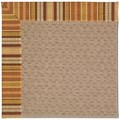 Capel Rugs Creative Concepts Grassy Mountain - Vera Cruz Samba (735) Rectangle 8