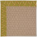 Capel Rugs Creative Concepts Grassy Mountain - Bamboo Tea Leaf (236) Rectangle 9