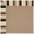 Capel Rugs Creative Concepts Grassy Mountain - Granite Stripe (335) Rectangle 9
