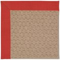 Capel Rugs Creative Concepts Grassy Mountain - Dupione Crimson (575) Rectangle 9