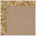 Capel Rugs Creative Concepts Grassy Mountain - Cayo Vista Sand (710) Rectangle 12