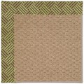 Capel Rugs Creative Concepts Raffia - Dream Weaver Marsh (211) Octagon 4