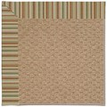 Capel Rugs Creative Concepts Raffia - Dorsett Autumn (714) Octagon 6