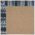 Capel Rugs Creative Concepts Raffia - Java Journey Indigo (460) Runner 2