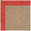 Capel Rugs Creative Concepts Raffia - Canvas Paprika (517) Runner 2