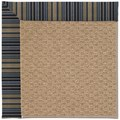 Capel Rugs Creative Concepts Raffia - Vera Cruz Ocean (445) Rectangle 4