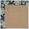 Capel Rugs Creative Concepts Raffia - Bandana Indigo (465) Rectangle 7