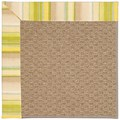 Capel Rugs Creative Concepts Raffia - Kalani Coconut (615) Rectangle 7