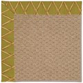 Capel Rugs Creative Concepts Raffia - Bamboo Tea Leaf (236) Rectangle 8