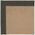 Capel Rugs Creative Concepts Raffia - Fortune Lava (394) Rectangle 9