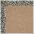 Capel Rugs Creative Concepts Raffia - Coral Cascade Ebony (385) Rectangle 10