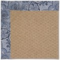 Capel Rugs Creative Concepts Raffia - Paddock Shawl Indigo (475) Rectangle 10