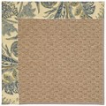 Capel Rugs Creative Concepts Raffia - Cayo Vista Ocean (425) Rectangle 10