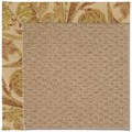 Capel Rugs Creative Concepts Raffia - Cayo Vista Sand (710) Rectangle 12
