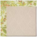 Capel Rugs Creative Concepts White Wicker - Cayo Vista Mojito (215) Runner 2