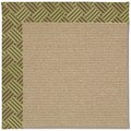 Capel Rugs Creative Concepts Sisal - Dream Weaver Marsh (211) Octagon 4