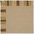 Capel Rugs Creative Concepts Sisal - Java Journey Chestnut (750) Octagon 8