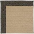 Capel Rugs Creative Concepts Sisal - Fortune Lava (394) Rectangle 4