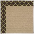 Capel Rugs Creative Concepts Sisal - Lenox Pear (171) Rectangle 7