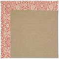 Capel Rugs Creative Concepts Sisal - Imogen Cherry (520) Rectangle 7