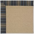 Capel Rugs Creative Concepts Sisal - Vera Cruz Ocean (445) Rectangle 8