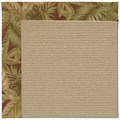 Capel Rugs Creative Concepts Sisal - Bahamian Breeze Cinnamon (875) Rectangle 8