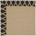 Capel Rugs Creative Concepts Sisal - Bamboo Coal (356) Rectangle 12