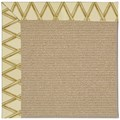 Capel Rugs Creative Concepts Sisal - Bamboo Rattan (706) Rectangle 12