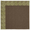 Capel Rugs Creative Concepts Java Sisal - Dream Weaver Marsh (211) Octagon 4