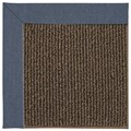 Capel Rugs Creative Concepts Java Sisal - Heritage Denim (447) Rectangle 8