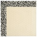 Capel Rugs Creative Concepts Sugar Mountain - Coral Cascade Ebony (385) Octagon 6