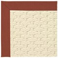 Capel Rugs Creative Concepts Sugar Mountain - Canvas Brick (850) Octagon 6