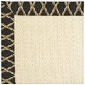 Capel Rugs Creative Concepts Sugar Mountain - Bamboo Coal (356) Octagon 10