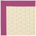 Capel Rugs Creative Concepts Sugar Mountain - Canvas Hot Pink (515) Runner 2