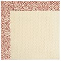 Capel Rugs Creative Concepts Sugar Mountain - Imogen Cherry (520) Rectangle 7