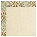 Capel Rugs Creative Concepts Sugar Mountain - Shoreham Spray (410) Rectangle 8
