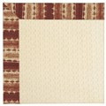 Capel Rugs Creative Concepts Sugar Mountain - Java Journey Henna (580) Rectangle 8