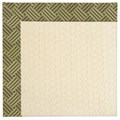 Capel Rugs Creative Concepts Sugar Mountain - Dream Weaver Marsh (211) Rectangle 9