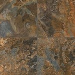 Signature Altiva Allegheny Slate: Copper Mountain Luxury Vinyl Tile D4332