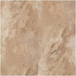 Mohawk Simplesse Collection: Crema Beige Luxury Vinyl Tile 67841