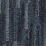 "Mohawk Aladdin Go Forward Tile: Blue Stream 24"" x 24"" Carpet Tile MHCT-1T45-559"