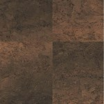 Wicanders Series 100 Tile Collection Cork Flooring: Slate Caffe C81A001