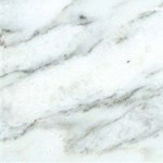 "MS International:  Arabescato Carrara Polished 12"" x 12"" Marble Tile TARACAR1212"