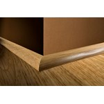 "Kahrs Bayside Collection: Quarter Round Oak Chesapeake - 96"" Long"