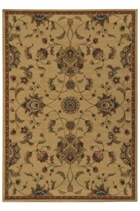 Shaw Living Origins Artesian (Sand) Rectangle 3'10