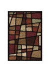 Shaw Living Kathy Ireland Home Essentials Italian Vineyard (Natural) Runner 2'3